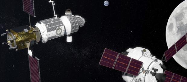 NASA's Deep Space Gateway - SpaceRef - spaceref.com