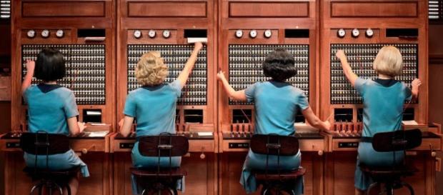 Netflix: Las chicas del cable: la primera serie española de ... - elconfidencial.com