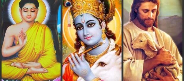 Conheça as religiões das celebridades