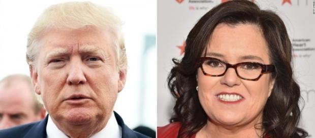 Rosie O'Donnell responds to Trump: Calls him an 'orange' body part ... - linkwaylive.com