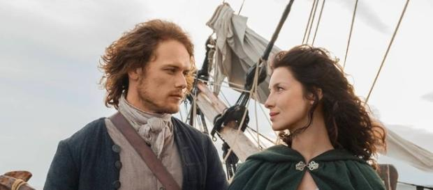 Sam Heughan, Caitriona Balfe Complain Over 'Outlander' Season 3 ... - hofmag.com