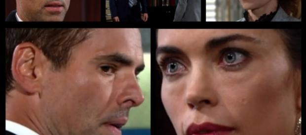 """Will Victoria become successful with her plans of taking down Phyllis? Find out on """"Young and the Restless"""" new episodes. (Photo - celebdirtylaundry )"""