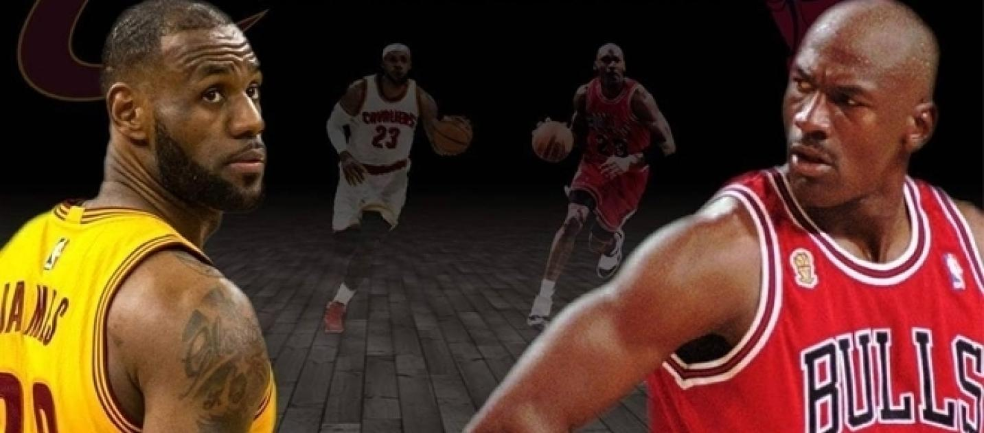 877ef57ca03d Michael Jordan Is One Thing LeBron James Will Never Be: INVINCIBLE