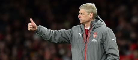 Arsene Wenger stays positive about Arsenal's future