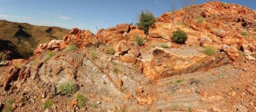 El hallazgo se realizó en Pilbara, noroeste de Australia