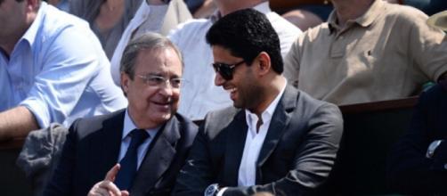 Florentino Pérez se reúne con el dueño del PSG