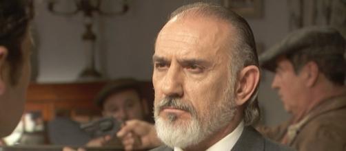Il Segreto: arriva Eusebio Garrigues