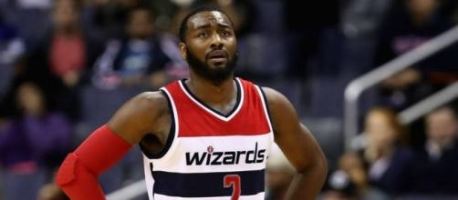 John Wall and the Wizards look to stave off elimination in Friday's Game 6. [Image via Blasting News image library/sportingnews.com]