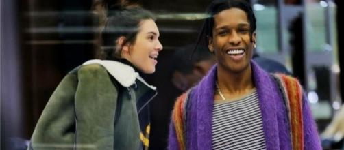Kendall Jenner 'happy' with A$AP Rocky - femalefirst.co.uk
