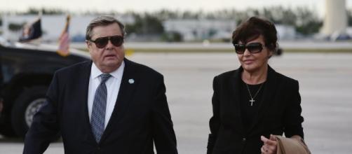 Photo of Melania Trump's parents looks an awful lot like Donald ... - aol.com
