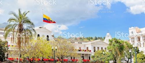Presidential Palace Quito stock photo 624474858   iStock - istockphoto.com