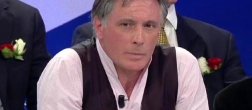 Uomini e Donne: Giorgio Manetti viene criticato.