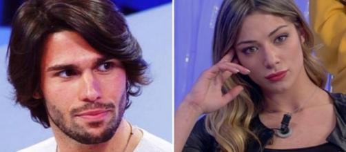 Uomini e Donne: Luca Onestini ha scelto Soleil Sorgé - melty.it