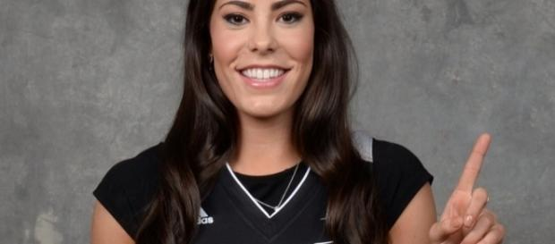 Among Saturday's WNBA season games will be the debut for No. 1 pick Kelsey Plum of the Stars. [Image via Blasting News image library/wsenetwork.com]