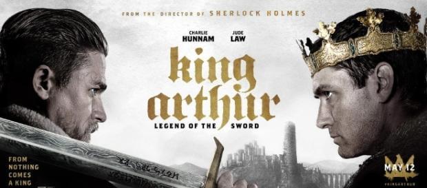 King Arthur - il Potere della Spada: Sabato a Romics una clip ... - cartoonmag.it