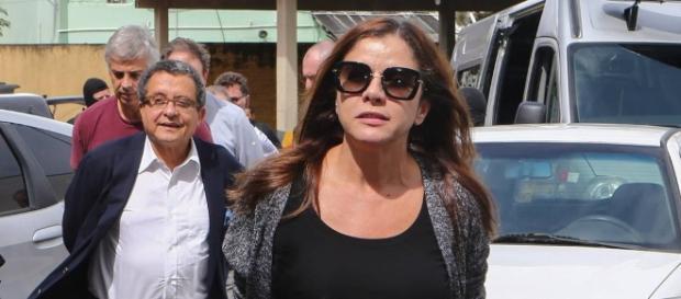 Mônica Moura conta fato inusitado de seu marido com Delcídio do Amaral