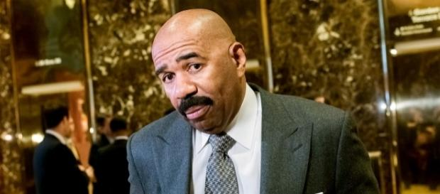 Steve Harvey sends memo to staff - Photo: Blasting News Library - newslocker.com