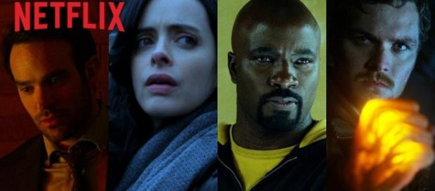 The Defenders Netflix Details | POPSUGAR Celebrity Australia - com.au