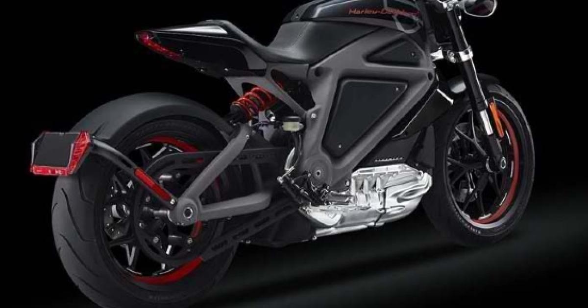 Harley-Davidson Electric Motorcycle, 100 New Models
