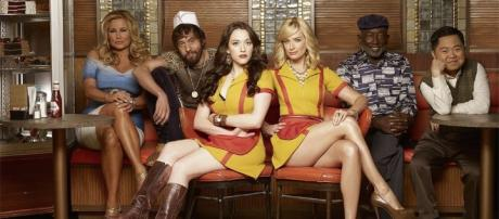 2 BROKE GIRLS: THE COMPLETE FOURTH SEASON Arrives on DVD August ... - forcesofgeek.com