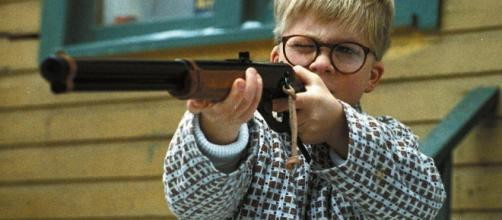 "A Still from the film ""A Christmas Story"" / BN Photo Library"
