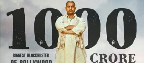 Aamir Khan from 'Dangal' movie