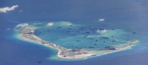 China Building Missile Structures in South China Sea - voanews.com