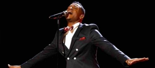 Chris Blue advances to the semi-finals on 'The Voice   Screenshot via NBC.com