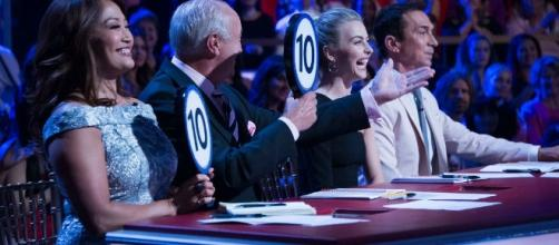 Dancing With the Stars judges/ Photo Credit: ABC