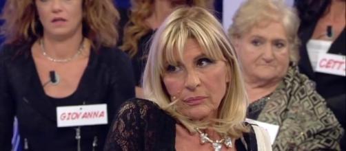 Gemma Galgani umiliata da Giorgio del trono over?
