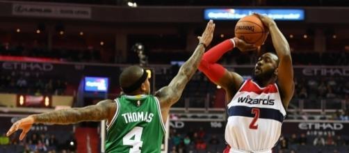 John Wall lifts Wizards over Celtics - wizofawes.com