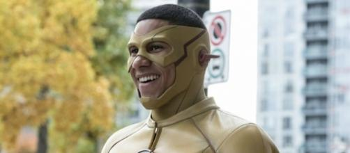 Keiynan Lonsdale as Kid Flash/Wally West on 'The Flash'/Photo via 'The Flash'/The CW