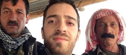"""Marco Maisano, la """"Iena"""" che parla arabo (foto: cinquequotidiano.it)"""