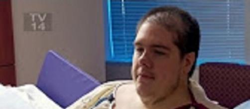 """My 600-lb Life"" Steven Assanti shocked into weight loss. Source: Youtube TLC"