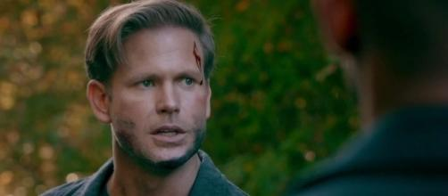 """The Originals"" 4x08: Alaric, de ""TVD"", ajudou os Mikaelson a encontrar os ossos da Hollow (Foto: CW/Screencap)"