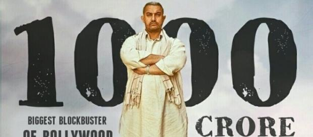 Aamir Khan from 'Dangal' movie