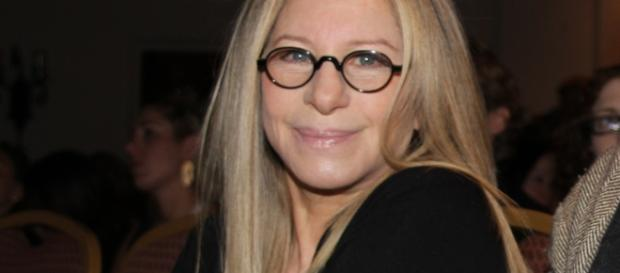 Barbra Streisand. Photo by lifescript, courtesy of Wikimedia Commons, used with permission.