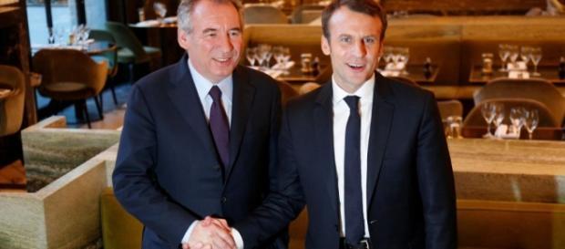 Bayrou-Macron : comment ils se sont trouvés... - Le Parisien - leparisien.fr