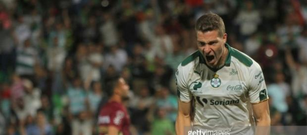 Santos Laguna vs Toluca- Copa MX Clausura ... - gettyimages.es