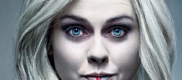 iZombie Season 3 Poster Teases Liv Enjoying a Brain Smoothie - goshtv.net