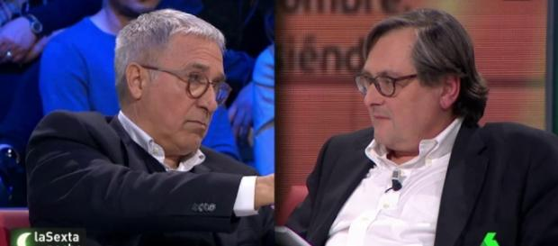 "LA SEXTA TV | Sardà pide perdón a Marhuenda: ""He provocado un ... - lasexta.com"