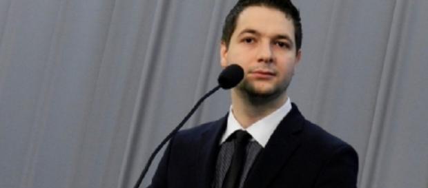 Poseł Patryk Jaki (fot: Marcin Rol).