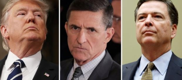 Trump asked then FBI chief James Comey to halt investigation into ... - scmp.com