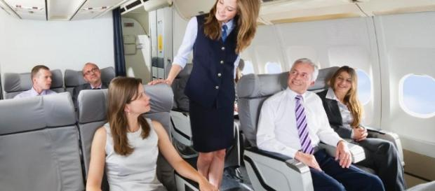Why you have to put your seat up during landing.... and other ... - thesun.co.uk