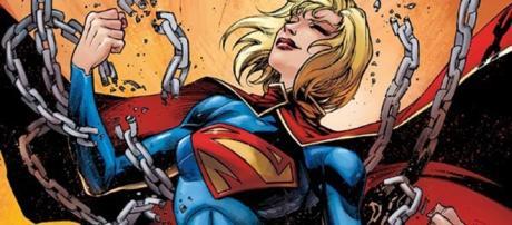 Supergirl está entre as 10 super-heroínas mais poderosas dos quadrinhos (Foto: Reprodução/DC Comics)