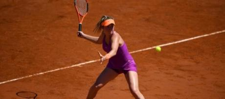 Svitolina looking to take her first big title of her career in Rome against Halep in the final- Picture courtesy of wtatennis.com