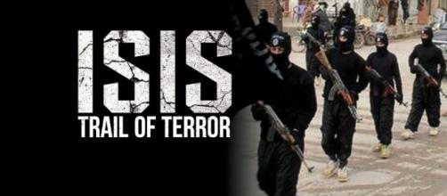 ISIS / Photo sourced via Blasting Library