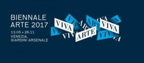 Manifesto della Biennale di Arte di Venezia 2017.