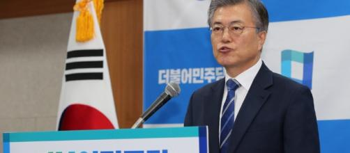 President Moon Jae-In / Photot sourced via Blasting News Library