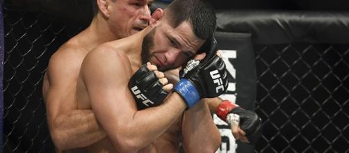 UFC 211 results: Demian Maia takes split from Jorge Masvidal ... - mmajunkie.com